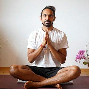 Yoga Teacher Vijay