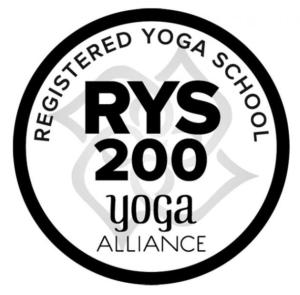 200 hrs Yoga Alliance Logo
