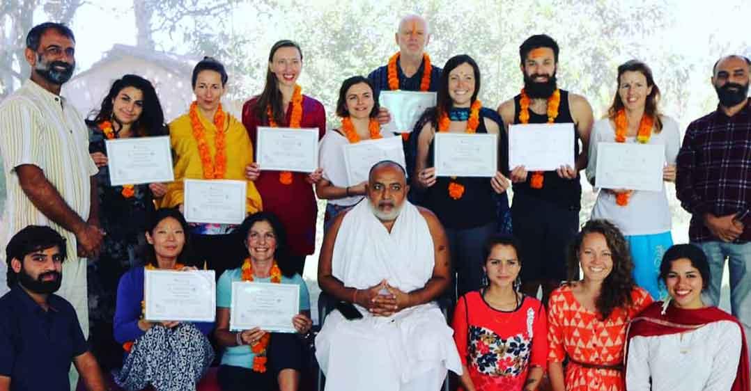 Yoga Course in Rishikesh