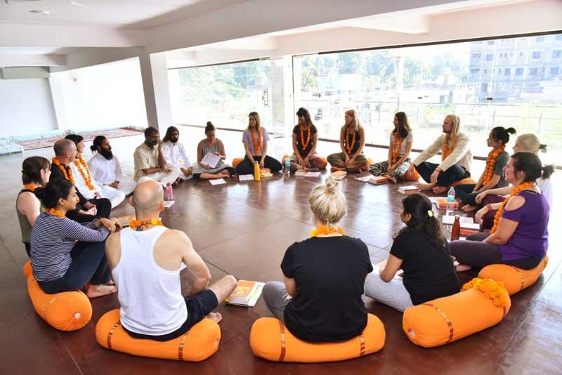 Yoga Teacher Training in India
